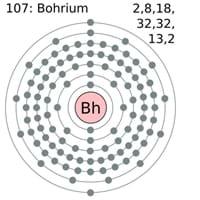 Bohrium Metal
