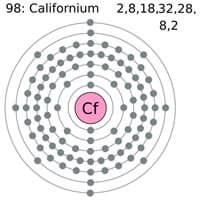 Californium Metal