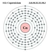 Copernicium Metal