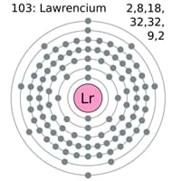 Lawrencium Metal
