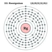 Roentgenium Electron Configuration